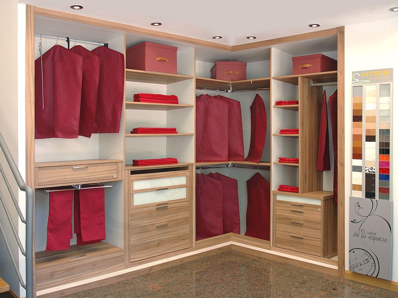Interni armarios a medida y empotrados armarios corner house en 2019 closet wardrobe - Armarios empotrados en esquina ...