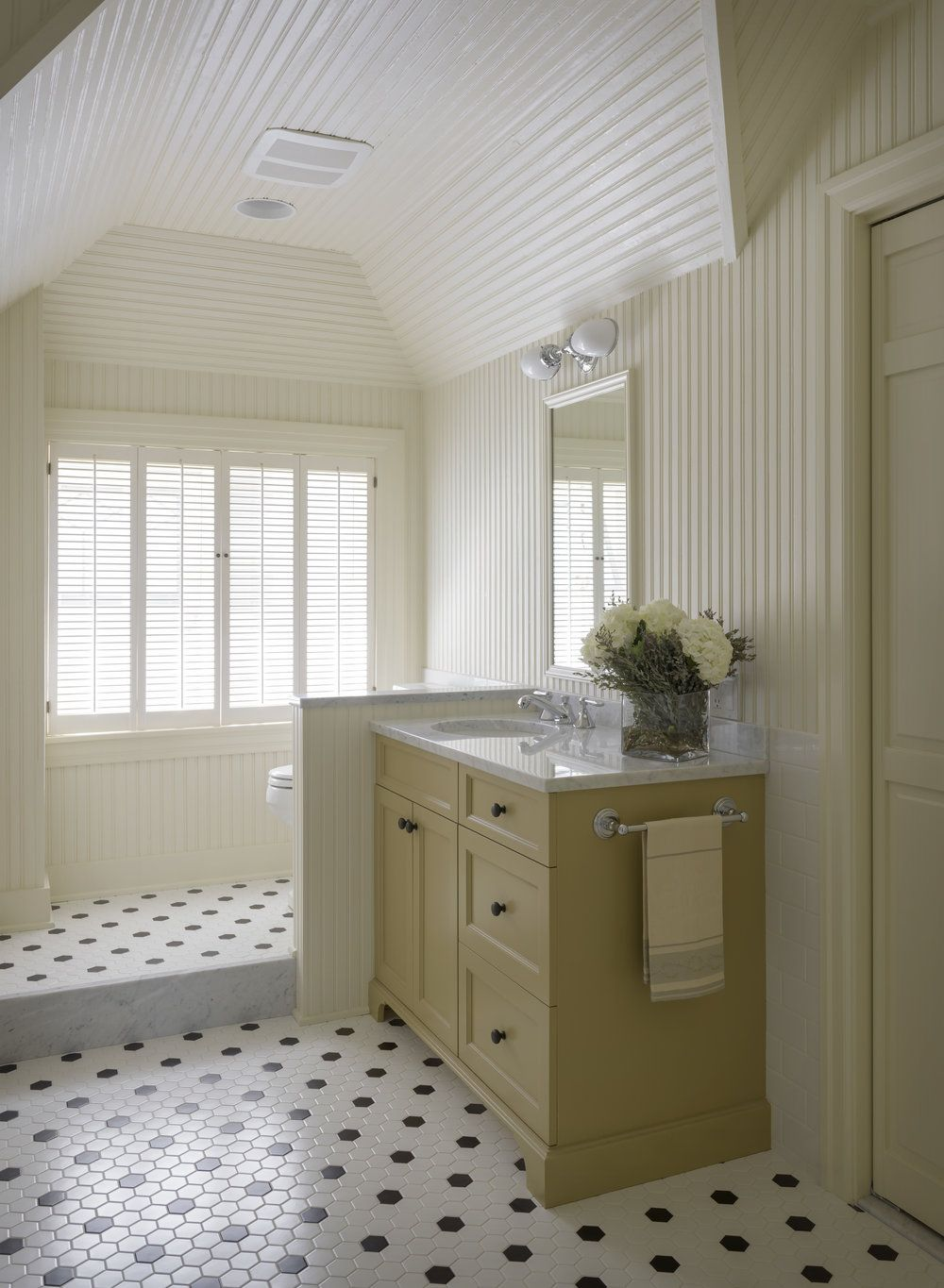 Traditional Bathroom Design By Colleen Knowles Interior
