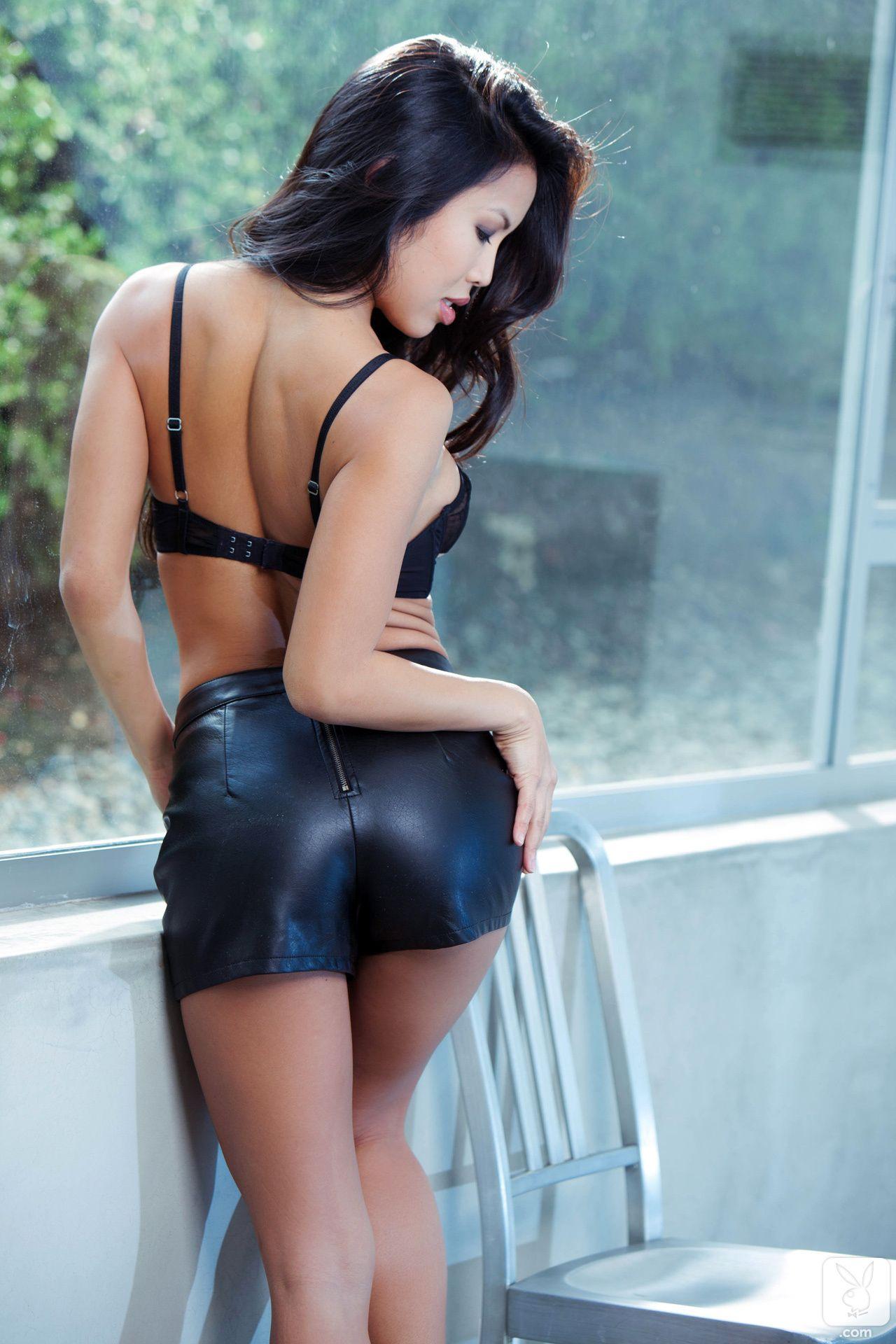 Asian playboy girl