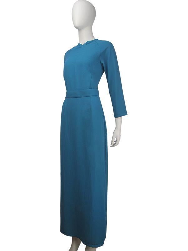 ed16321677985 The Handmaid's Tale hostess Serena Joy dress cosplay costume robe ...