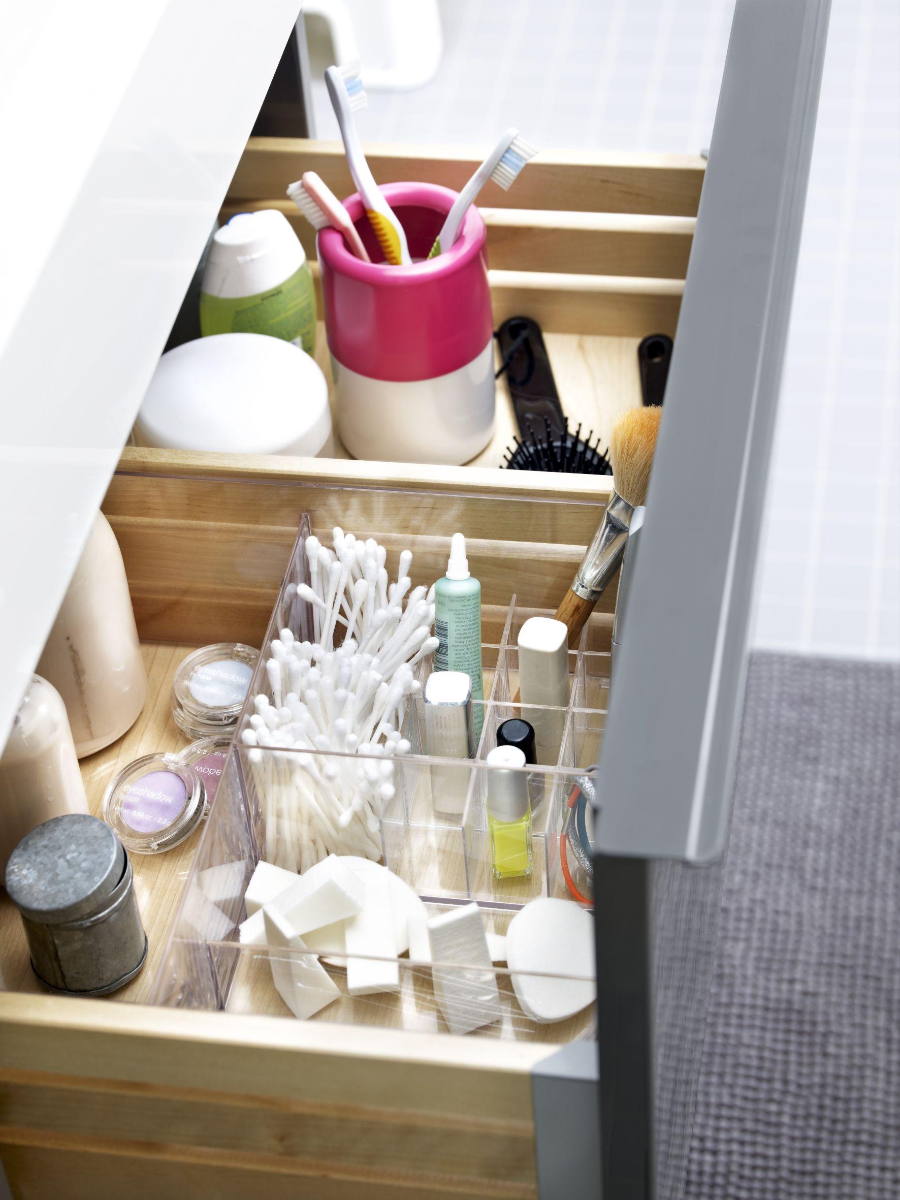 GODMORGON opbergers en wastafelkast | #IKEA #badkamer #opberger ...