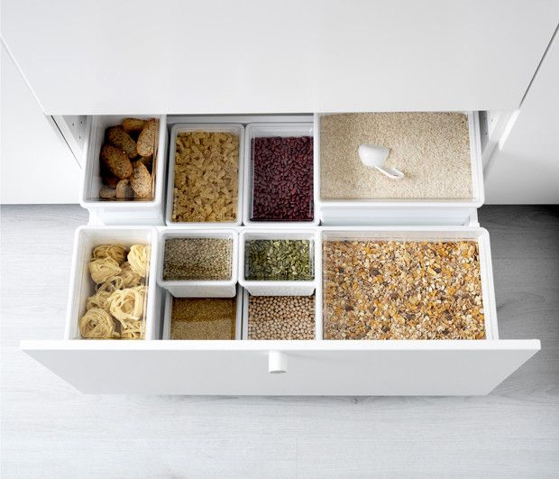 Kitchen Storage Divide Up Your Drawers For More Ideas Click The Picture Or Visit Www Thedebrief Co Uk
