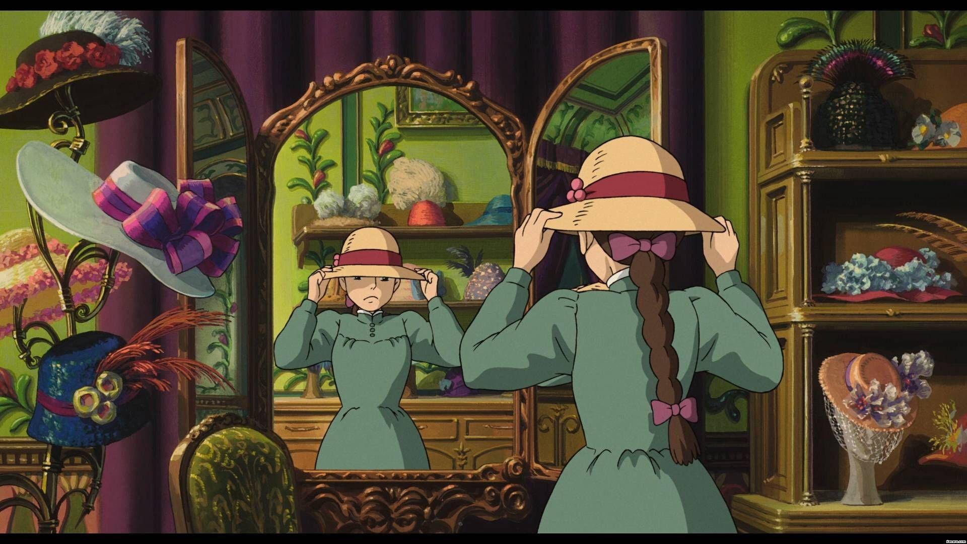 Howl's Moving Castle Dessin animé, Films dessins animés