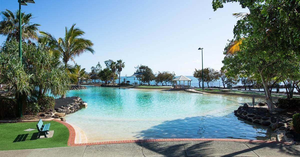 There's nothing like enjoying a nice, refreshing swim. One