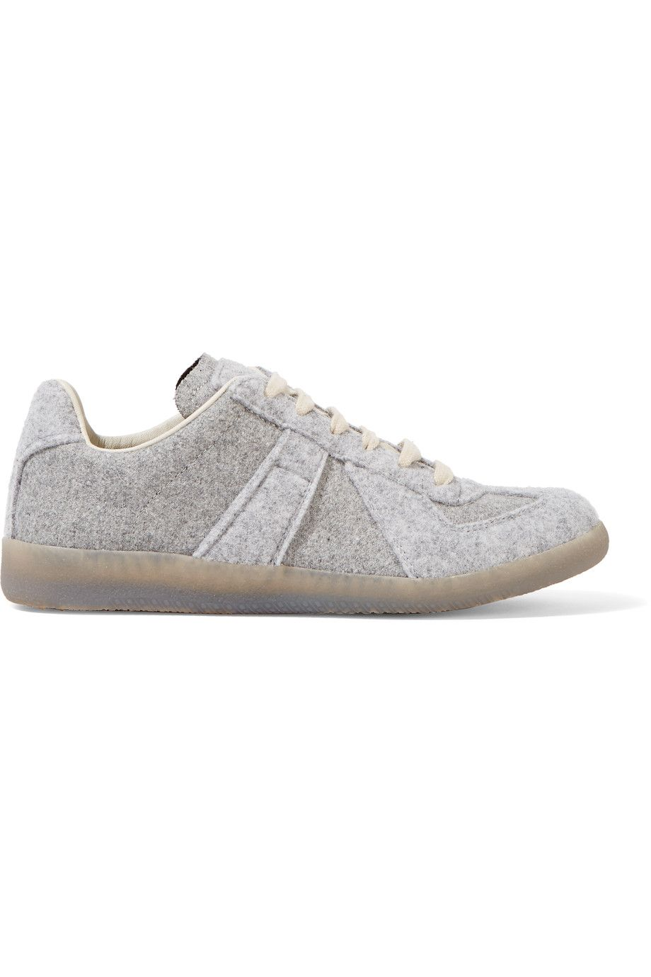 Maison Margiela Replica Felted Sneakers