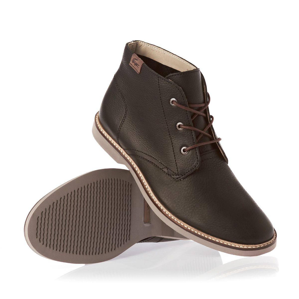 cba2ca37e Lacoste Shoes - Lacoste Sherbrooke Hi 6 SRM Shoes - Blk