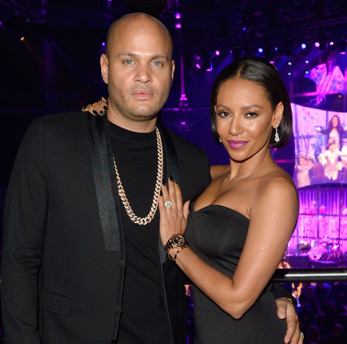 Mel B Moves Out of Home Amid Stephen Belafonte Abuse Rumors Report