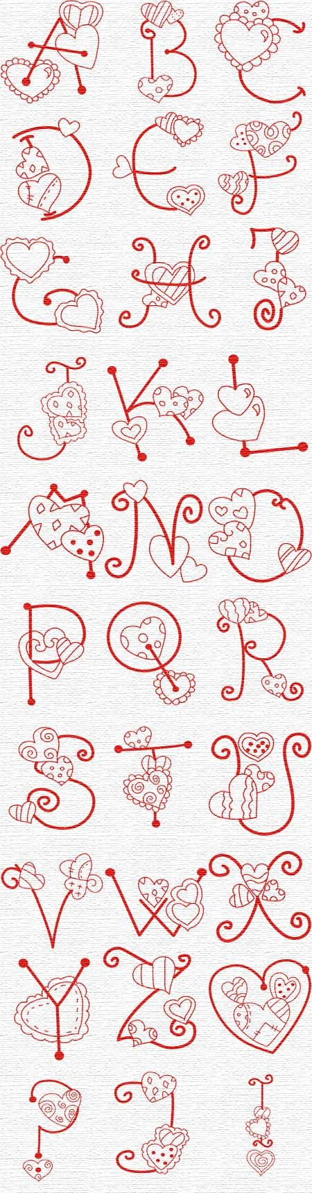 Free Embroidery Designs Sweet Embroidery Designs Index Page Hand