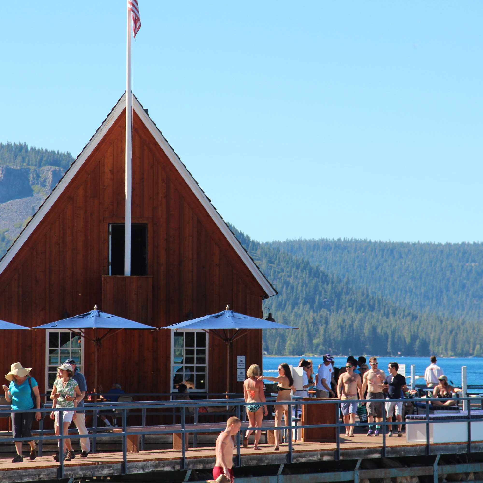 vacation lakeview retreat lake cabin getaways south rentals cabins rustic tahoe view