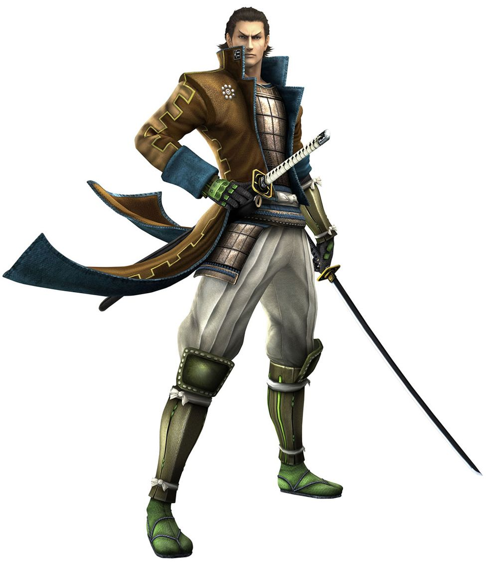 samurai basara sengoku basara samurai