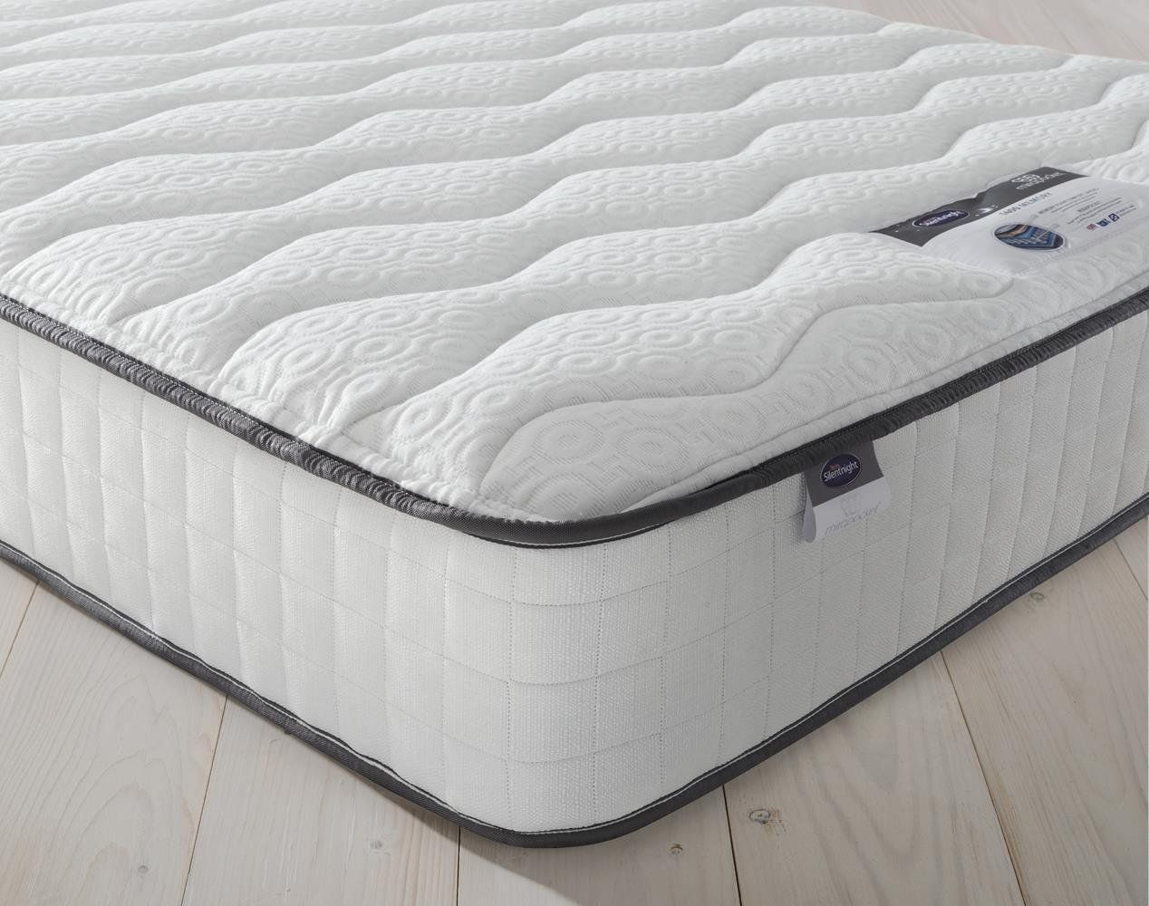 silentnight middleton 1400 memory foam kingsize mattress with 1400