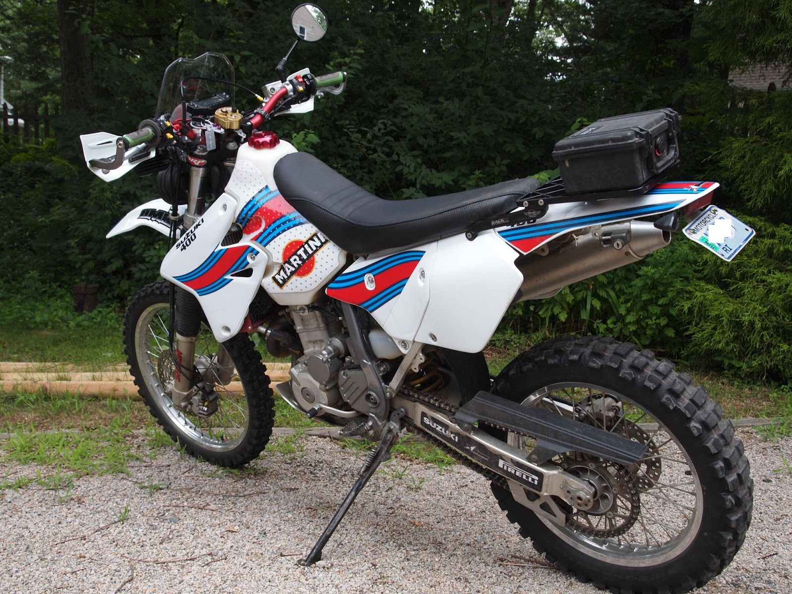Suzuki Drz 400 Adventure Bike Dual Sport Adventure Motorcycling