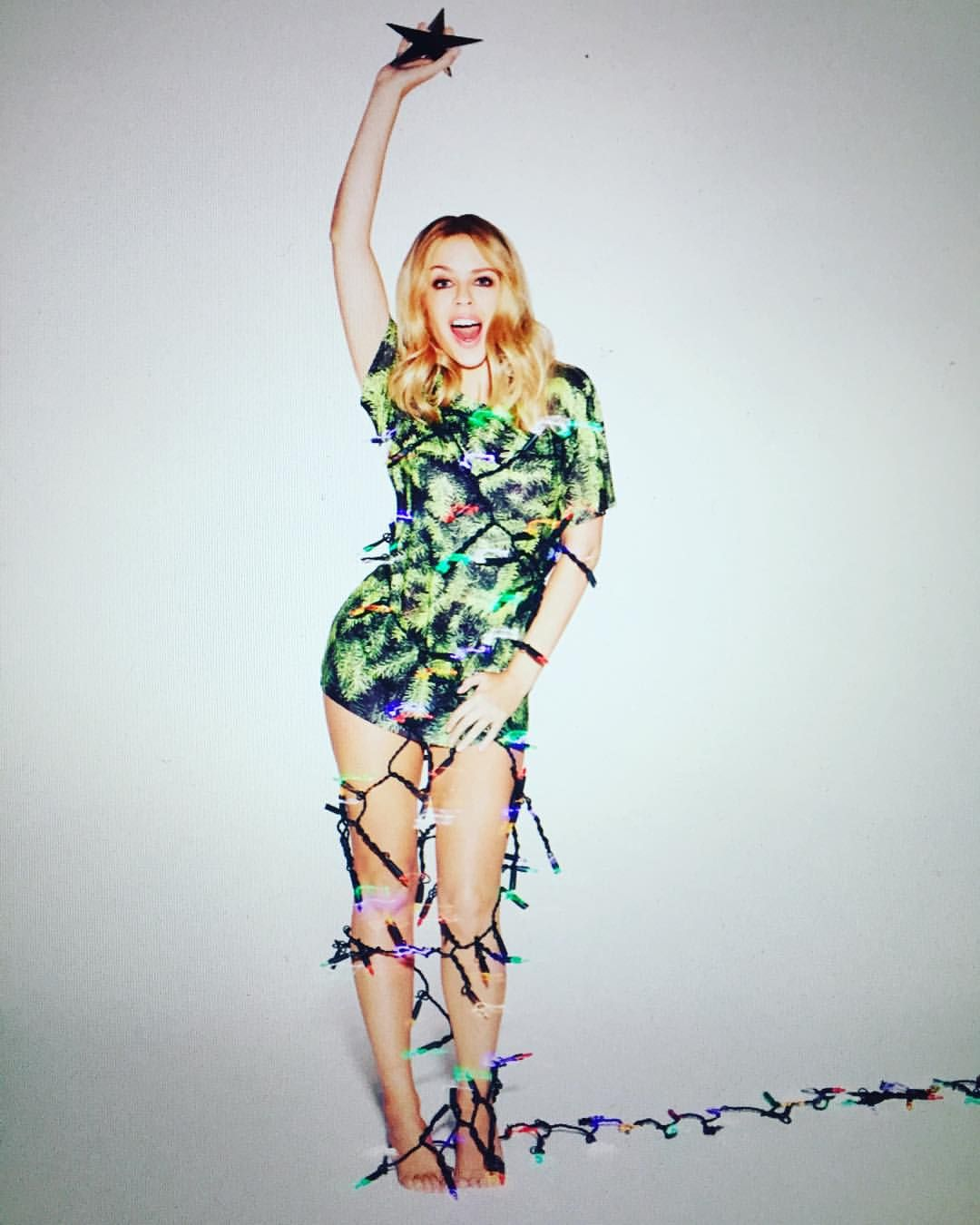Kylie Minogue 9th December 2015 William baker on Instagram ...