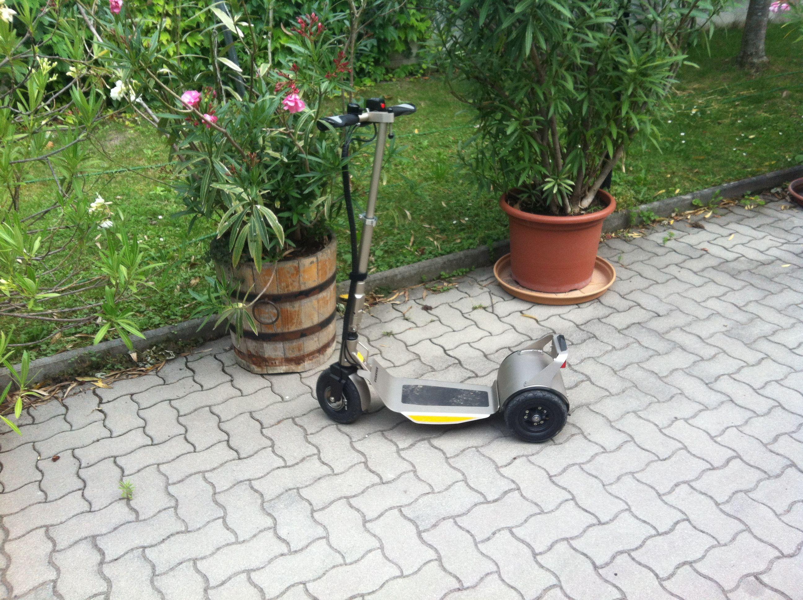 ... bin im Garten! Komme gleich!