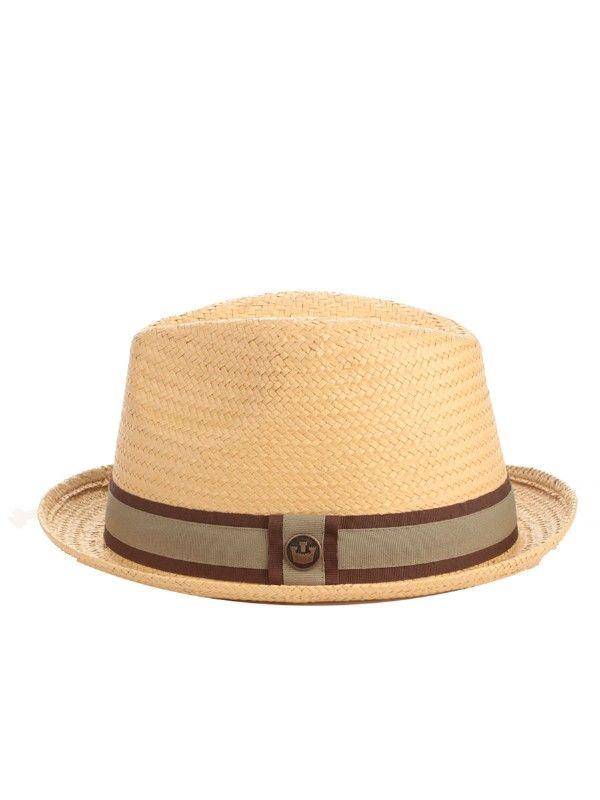 616d195a8 Woven fedora // Goorin Bros. | Style : Gentleman | Dress hats, Hats ...