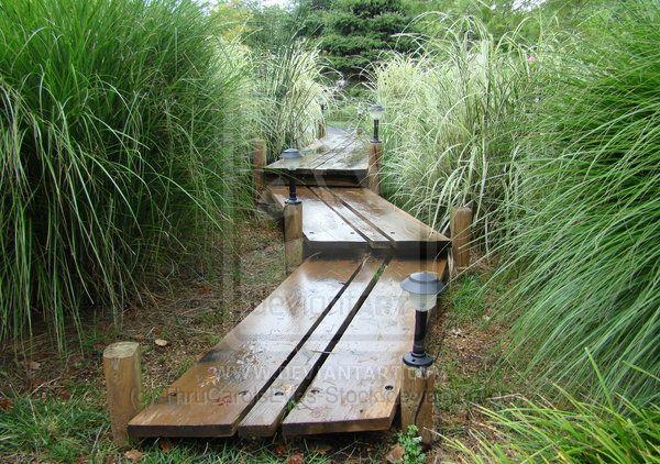 Attractive Wood Garden Art   Wooden Walkway Japanese Garden By ThruCarolsEyes Stock
