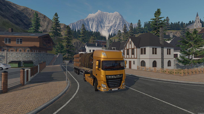 XBOX Truck Driver Screenshots   Xbox One Games   Video games