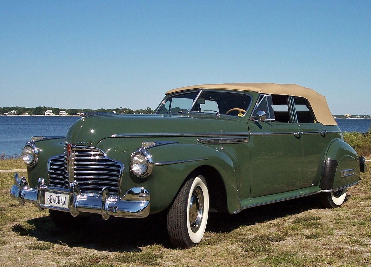 1941 Buick Roadmaster (Buick Motor Car Co. Flint