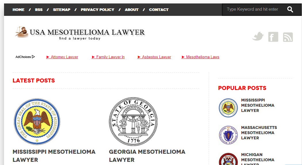 If you are looking for a Mississippi mesothelioma lawyer, you have to make sure that hire only the person that will best represent your interests in