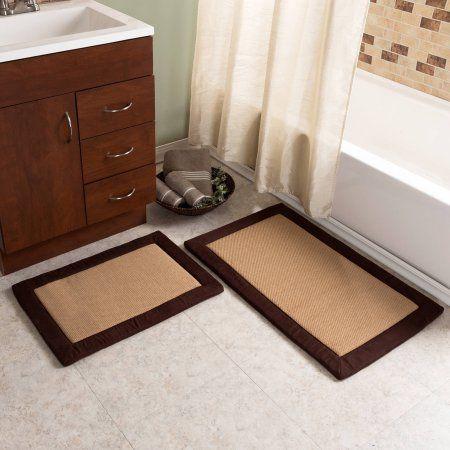 Home Bath Mat Sets Bath Mat