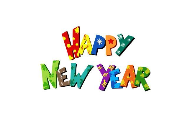 2014 Funny Happy New Year Clip Art For Kids Jpg 600 400 Pixels Happy New Year Images Happy New Year Facebook Happy New Year Banner