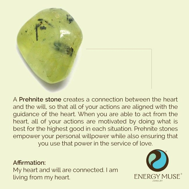meanings prehnite gemstone