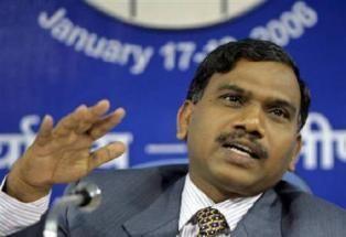 Raja gets bail in telecom graft case