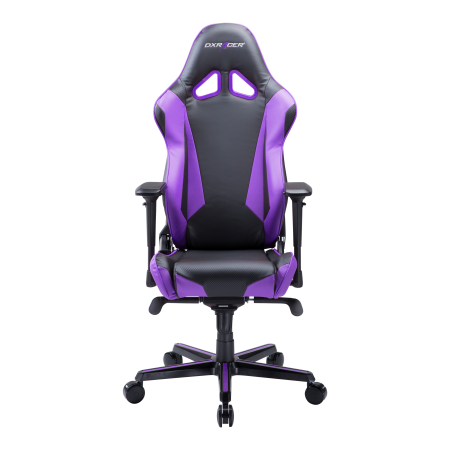 Dxracer Racing Series Black And Violet Oh Rv001 Nv Walmart Com Racing Chair Computer Chair Gaming Chair