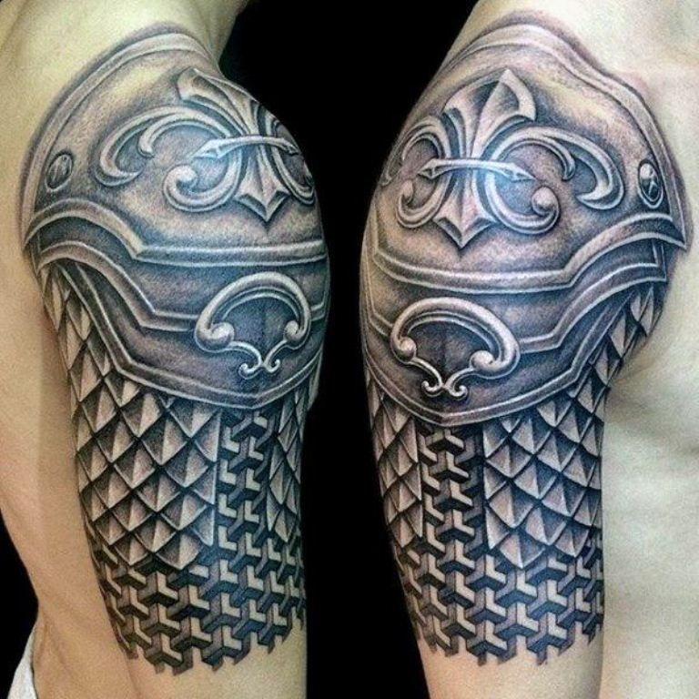 42++ Best Shoulder sleeve tattoos for guys image HD