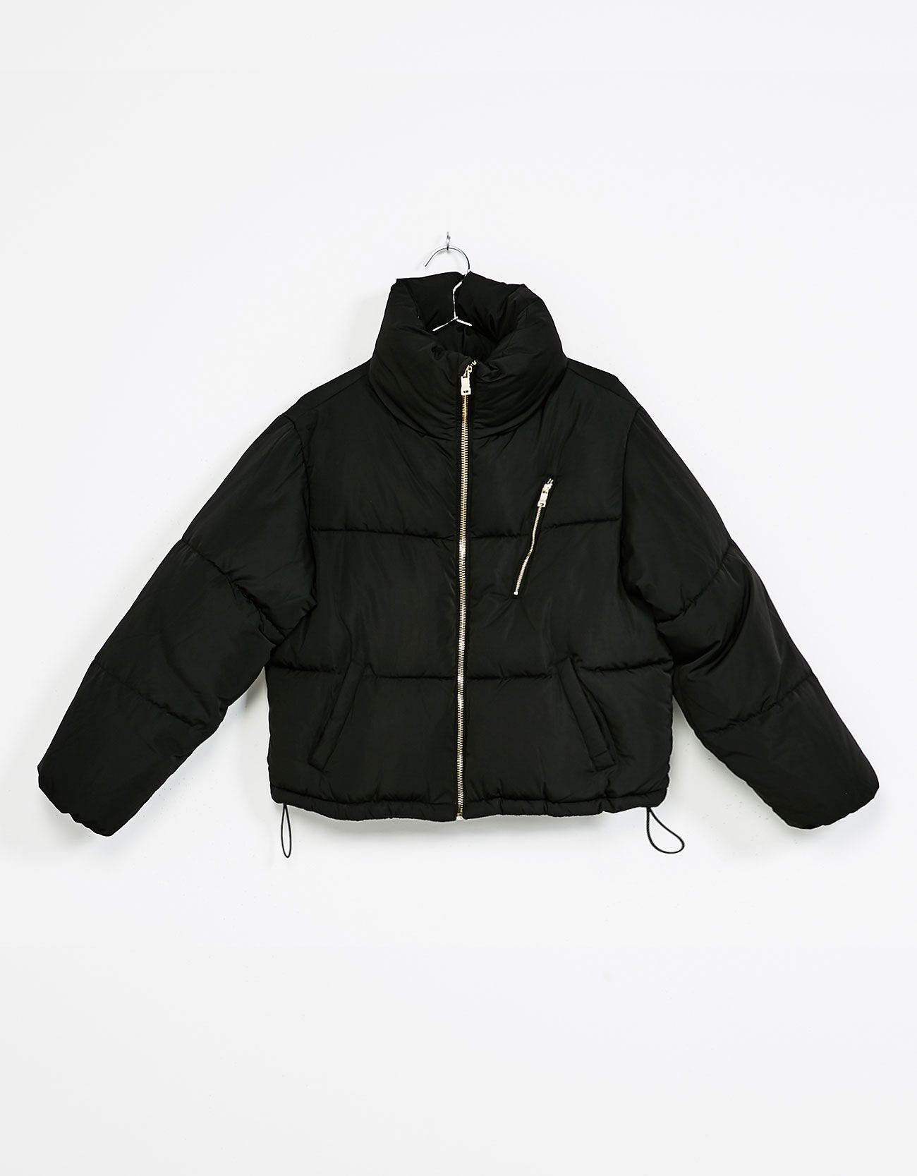 6fd184cbcf0  Puffy  cropped quilted jacket. Discover this and many more items in Bershka  with new products every week.