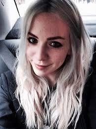 Gemma Styles Bleach Blonde Gemma Styles Hair Styles Beauty