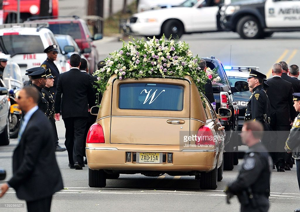 Whitney Houston Laid To Rest In Hometown Of Newark, New