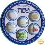 Disposable Seder  Plate $2.75