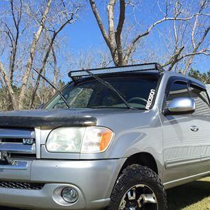 1st Gen Tundra Light Bar Toyota Trucks Toyota Tundra Tundra