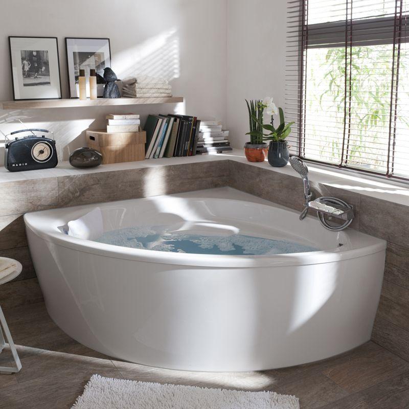 Baignoire D Angle Lapeyre Deco Salle De Bain Les 20 Plus Belles Baignoires De L Baignoire Angle Baignoire Castorama Salle De Bain