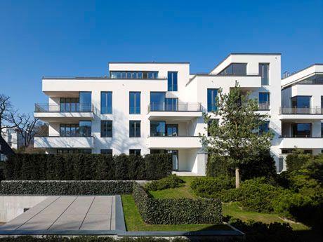 Harvestehuder Weg 38 Architektur, Wohnung design und