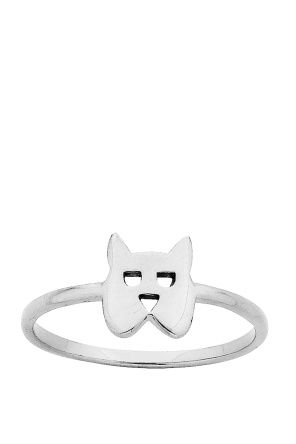 4e2bdafa779 Karen Walker Dog Ring size 8