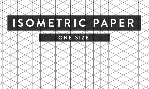 Printable Paper Isometric Notebook Ruled Dotgrid And More