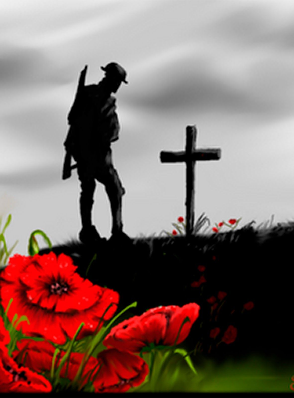 Image result for remembrance day poppy field remembrance