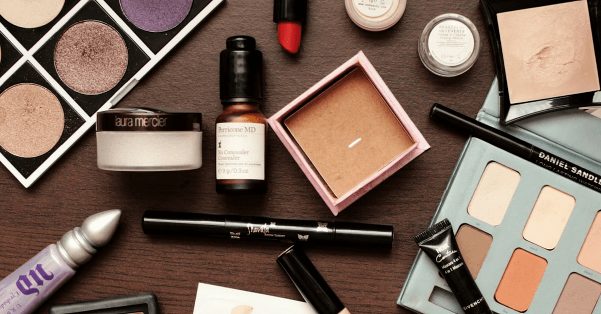 Gluten Free Makeup and Cosmetic Brands List The Ultimate