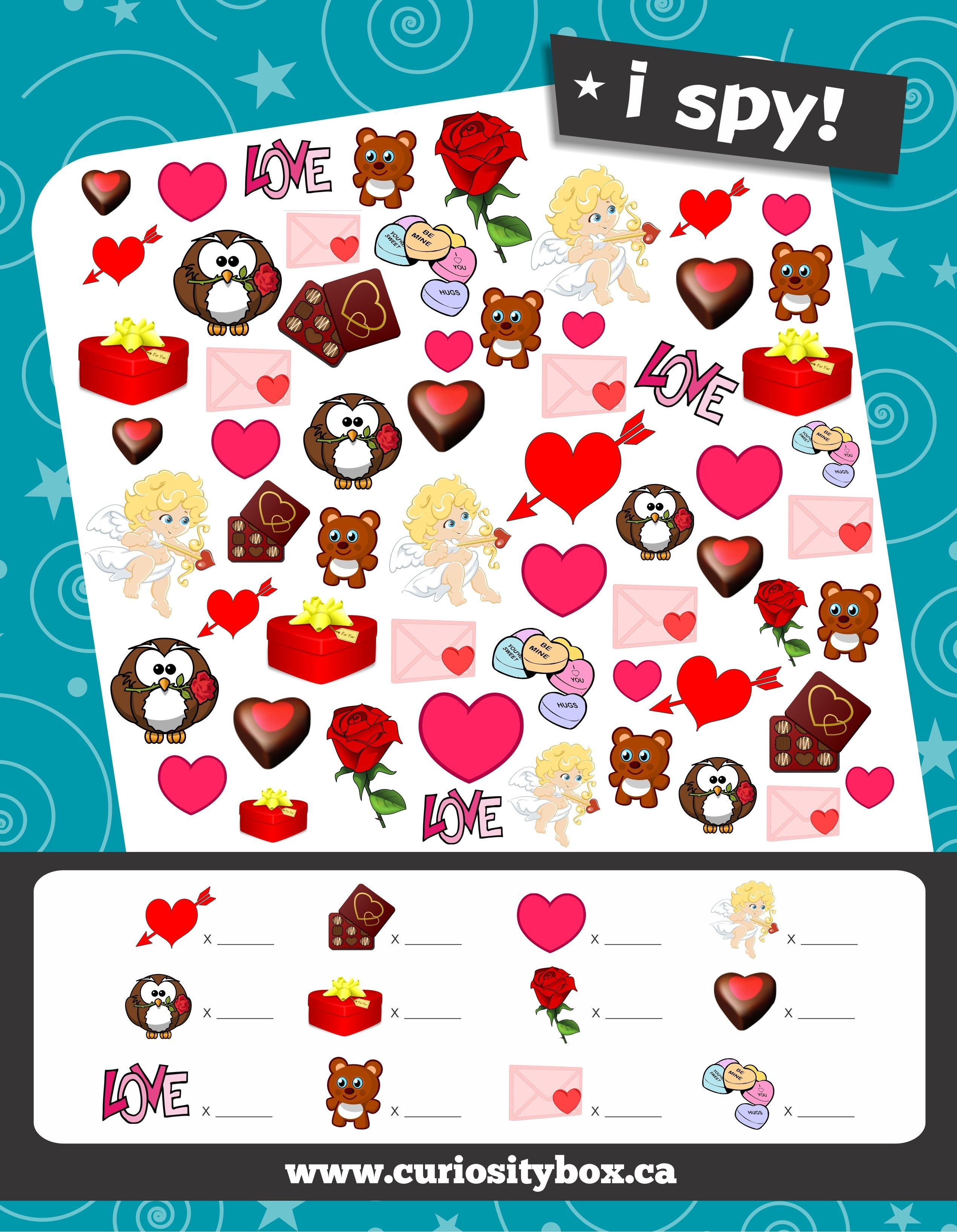 Valentine S Day Free Printable Riositybox