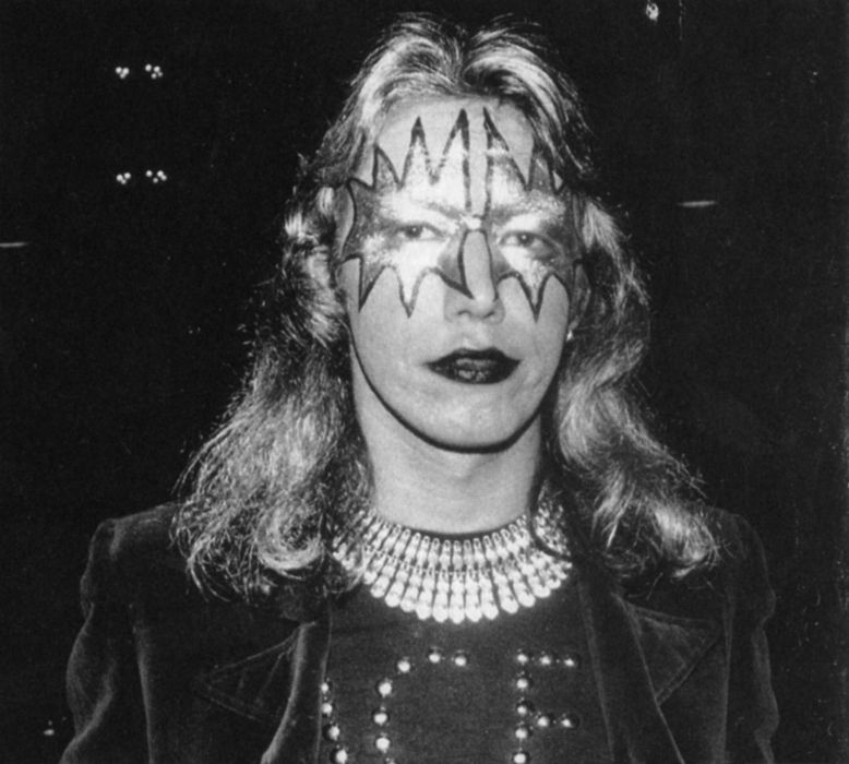 People Image By Lady C Ace Frehley