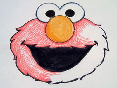 how to draw ernie behind the scenes the show parents sesame street