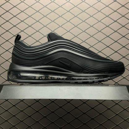 e7dc65f40ad18 Mens Nike Air Max 97 UL 17 PRM Triple Black AH7581-002 To Buy-4 ...