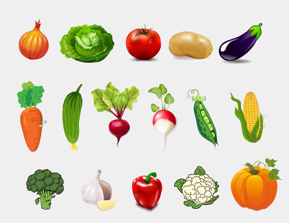 """Игровой материал для детей """"Овощи, фрукты и ягоды"""" in 2020 ..."""