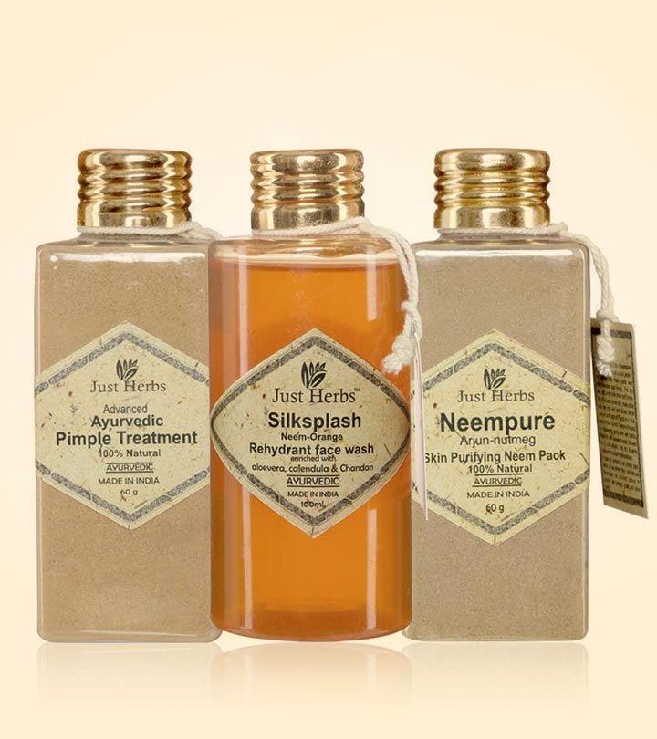 10 Best Herbal Cosmetic Brands In India Skin Care Brands Cosmetics Brands Herbal Face Wash