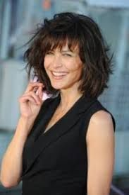 Image result for sophie marceau 2017 Hair styles