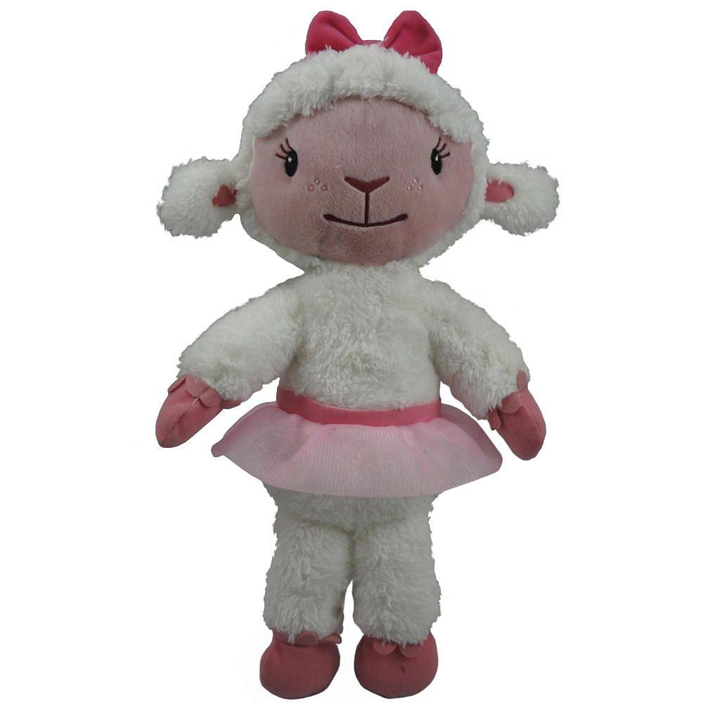 Disney Doc McStuffins Talking Plush - Lambie - Toys