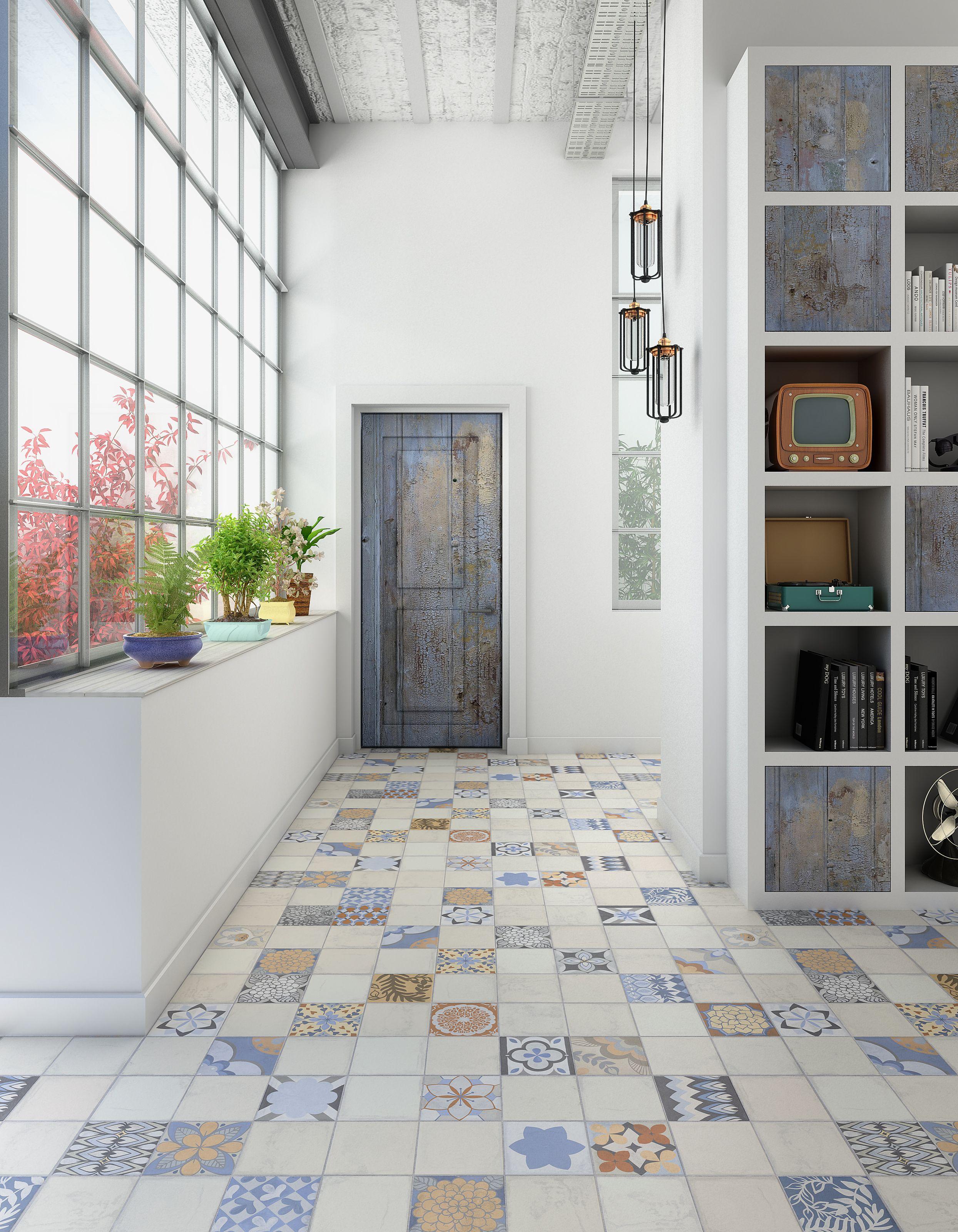 CSL Hall Vintage RGB | cocinas | Pinterest | Pisos, Casas y Hogar