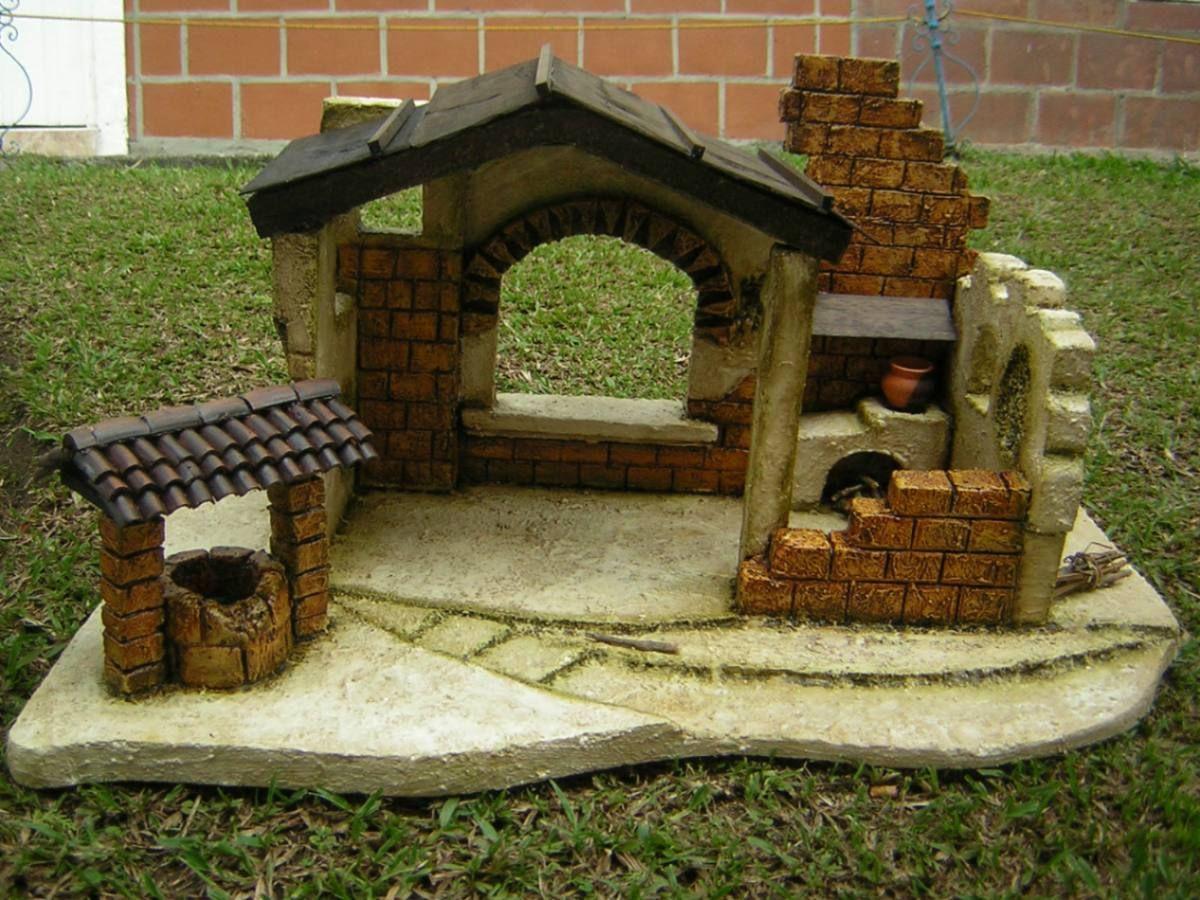 Pin de gloria chinchilla en Navidad | Pinterest | Belenes, Pesebre y ...